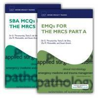 SBA MVQS and EMQS for the MRCS Part A Pack