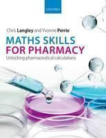 Maths Skills for Pharmacy