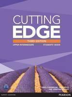 Cutting Edge Upper Intermediate Students' Book and DVD Pack: Upper intermediate