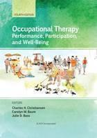Occupational Therapy: Performance, Participation, and Well-Being