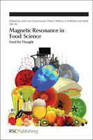 Magnetic Resonance in Food Science: From Food to Thought