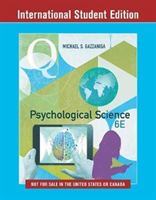 Psychological Science 6E ISE with Eb+iq+zap Registration Card