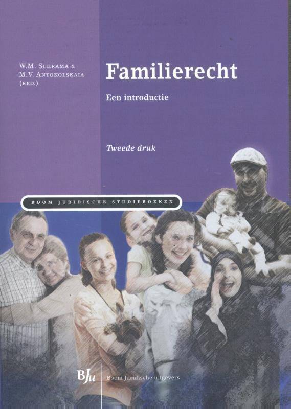 Familierecht een introductie